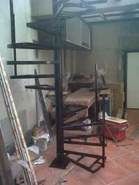 Stainless Steel Staircase Structure