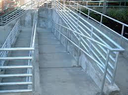 Metal Staircase Structure