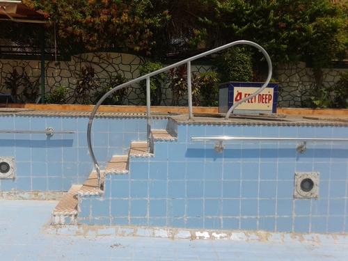 Swimming Pool Ss Railing