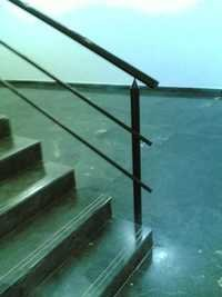 Mild Steel Mall Railing