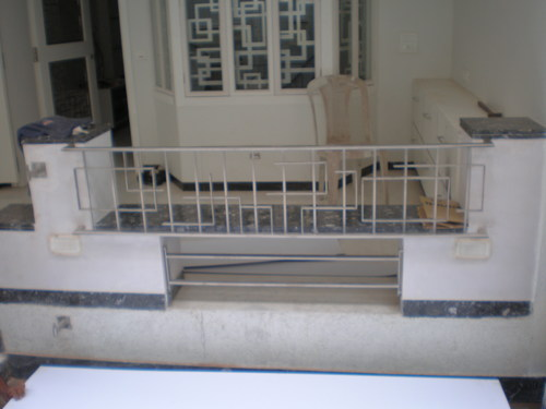 Stainless Steel Wall Railing