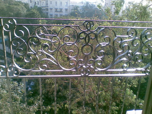 Designer Wall Railings