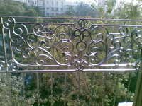 Designer Wall Railings