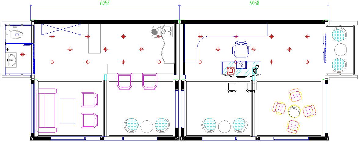 M66 Modular Home