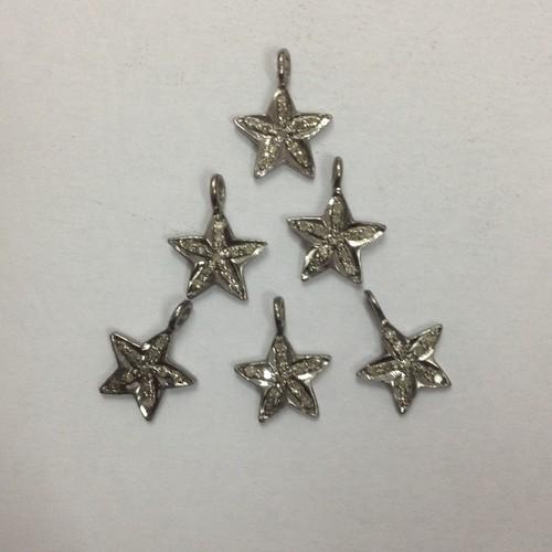 Diamond Star Charms