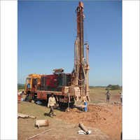Drilling of Main Pumping Well