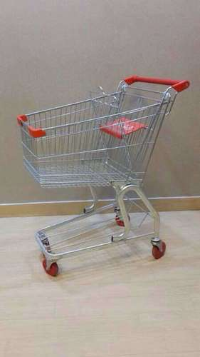 Designer SS Shopping Trolley