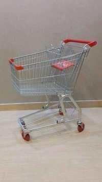 Designer SS Shopping Trolley