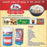 Basmati Rice Dry Powder Flavours