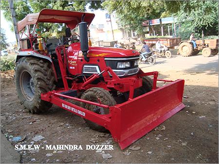 Mahindra 75 Hp Dozer