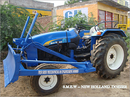 Dozer For New Holland 75 Hp