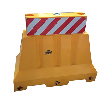 Plastic Road Barricade