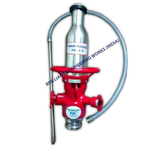 Foam Making Branch Pipe
