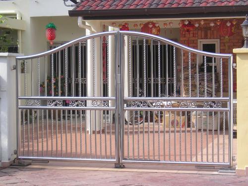 Stanless Steel Gates