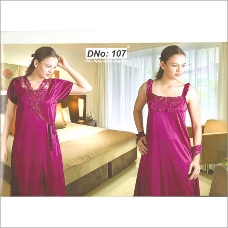Satin Nightgown - Satin Nightgown Manufacturer 91135f435