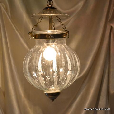 chandelier light lamp mosaiqe hng Vintage Red Hanging