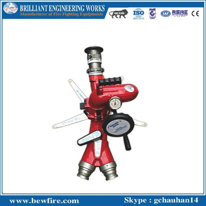 Portable Ground Water Monitor Application: Fire Extinguisher And Hydrant System