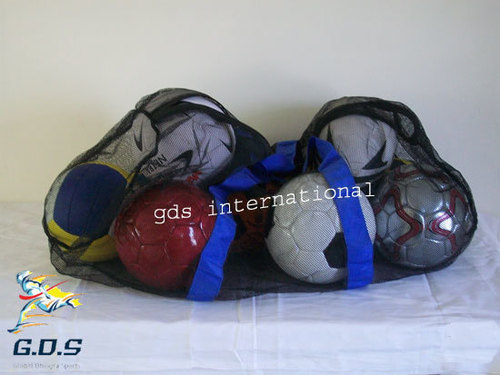 Ball Carrying Mesh Sack