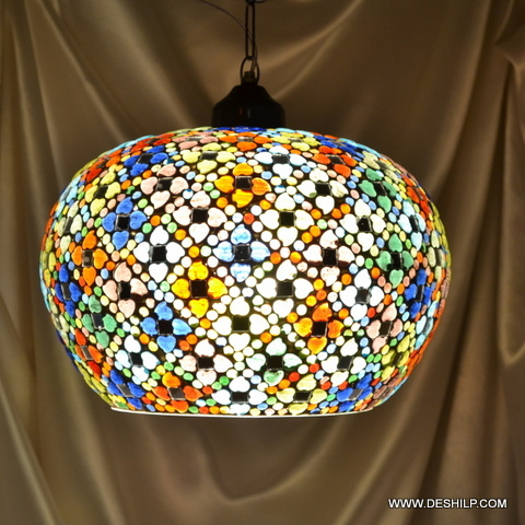 MOSAIC GLASS HANGINGS,DECORATIVE RESIDENTIALS HANGING,GLASS HANGING