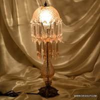Antique And Decorative  Candle, CANDLE VOTIVE, CLEAR GLASS LAMP