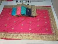 Heavy Stone Work Sarees Wholesaler in India
