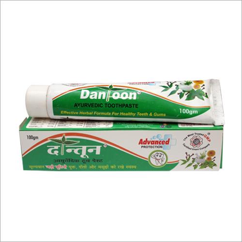 Dantoon Ayurvedic Toothpaste