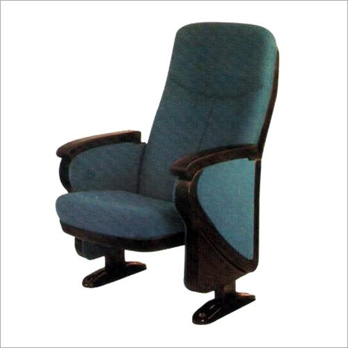 Sliding Push Back Chair