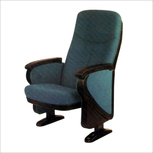 Sliding Push Back Chair