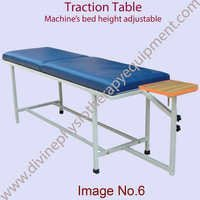 Traction Table with Adjustable