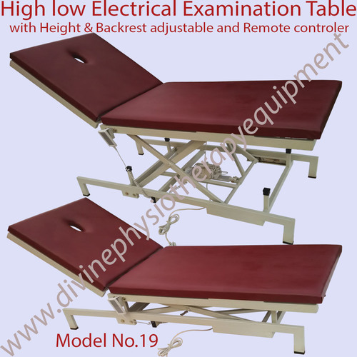 High Low Electrical examination Table