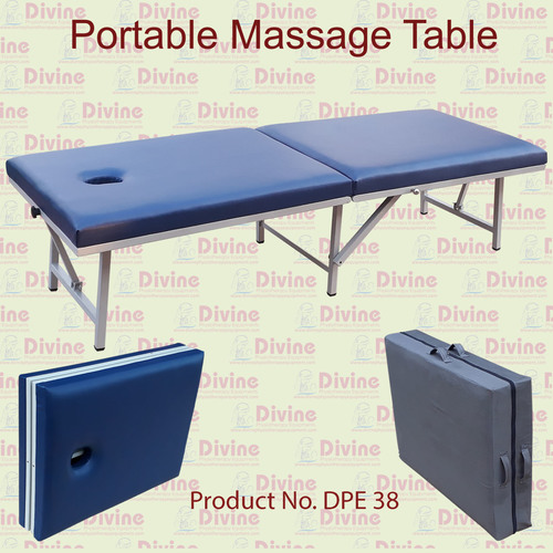 Massage Table with Breathing Hole