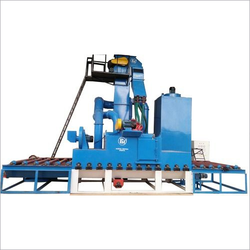 Airless / Wheel Type Shot Blasting Machines