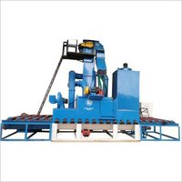 Tunnel & Conveyor Type Shot Blasting Machine