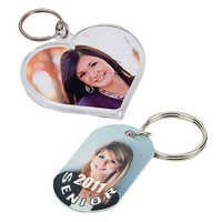 Sublimation Acrylic Keyring