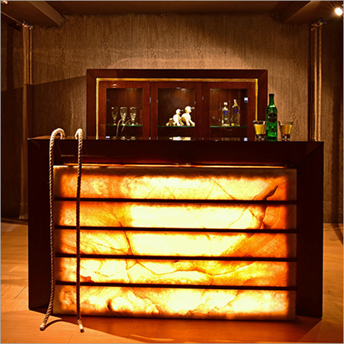 Bar Wooden Table