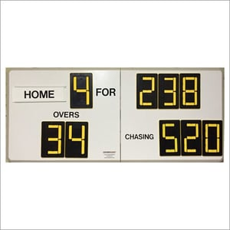 Cricket Self Supporting Scoreboards