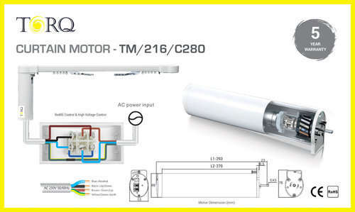 Curtains Motor Accessory