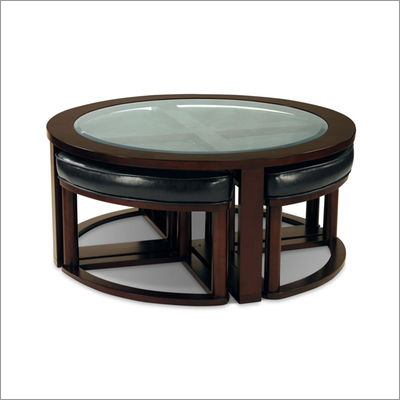 Coffee Table With Chair