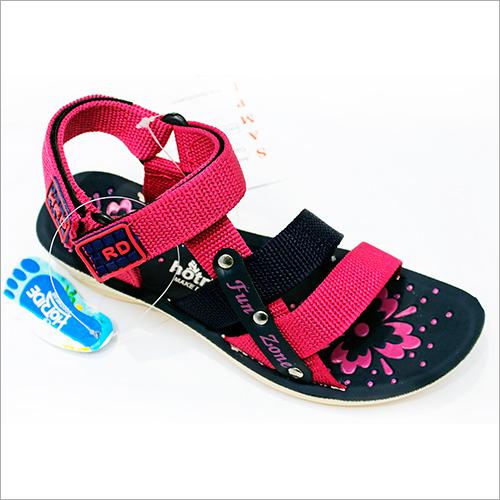 Girl's Pink Sandal