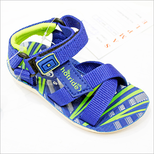 Boy's Blue Sandal