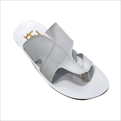 Men's White Sandal