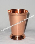 Solid Copper Mint Julep Cup 350 ml