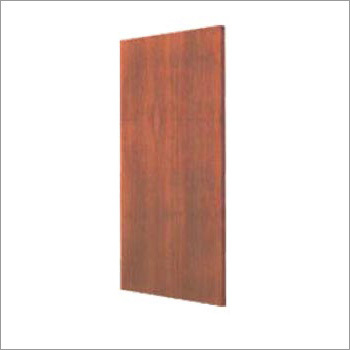 Plain Woodgrain Finish Door