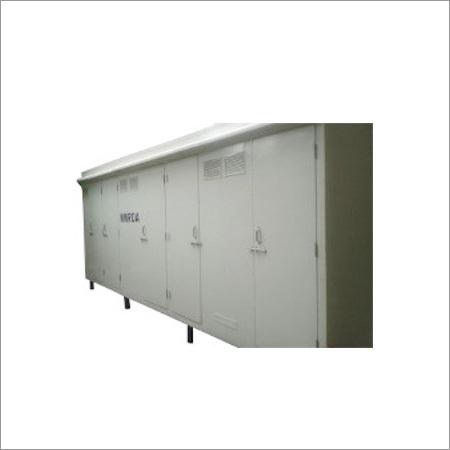 Multiple Toilet Cabin