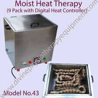 Moist heat therapy