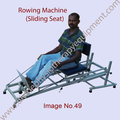 Rowing Machine (Sliding Seat)
