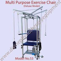 Multipurpose Exercise Chair