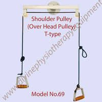 shoulder pulleys