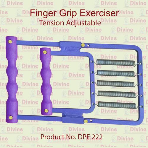 Finger Grip Exercise