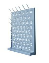 LABORATORY METAL PEG BOARDS